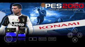 PES 2020 PPSSPP file