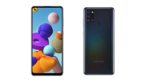 Samsung Galaxy A21S 1 300x169 - Samsung Galaxy A21S Specifications And Price