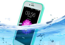 iphone se waterproof