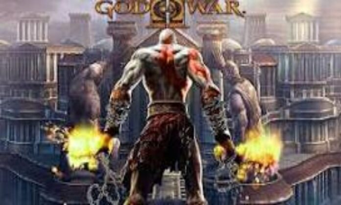 God of war 2 PPSSPP