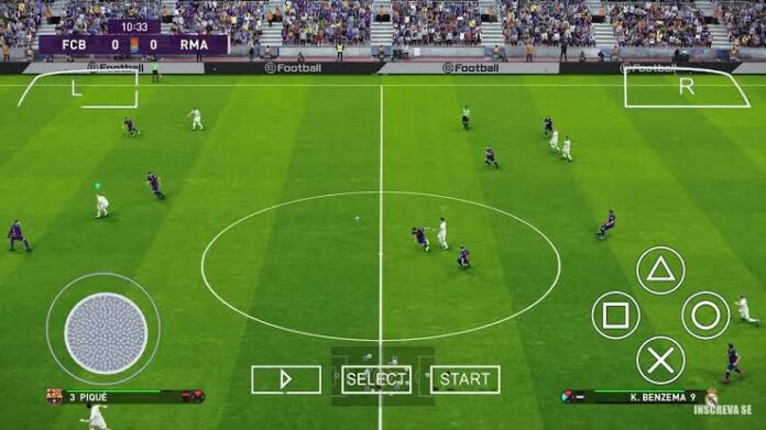 PES 2021 Lite PPSSPP