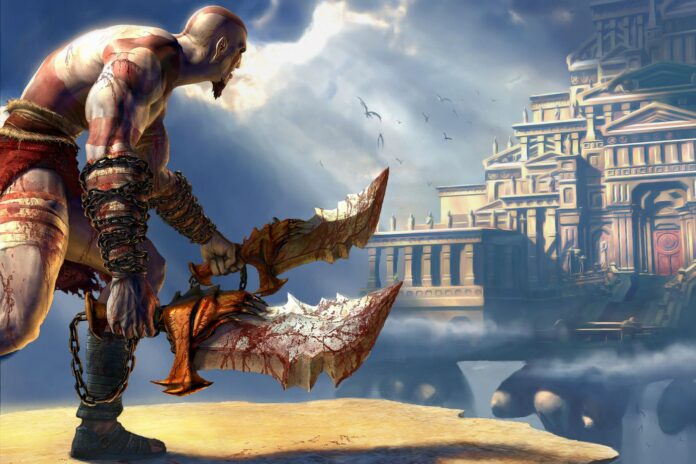 who is god of war