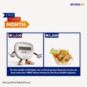 Access Bank Token