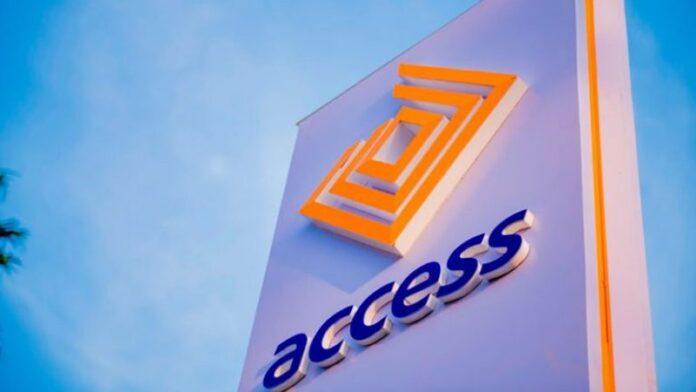 Access bank open account