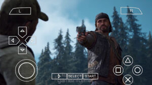 Days Gone PPSSPP