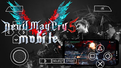 Devil May Cry PPSSPP 2