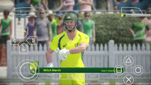 Don Bradman Cricket 17 PPSSPP