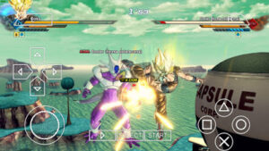 Download Dragon Ball Xenoverse 2 PPSSPP