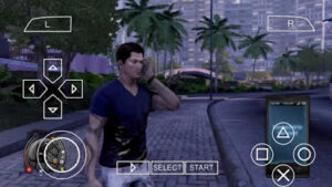 Download Sleeping Dogs PPSSPP
