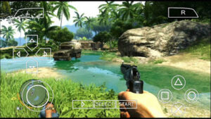 Far Cry 3 PPSSPP
