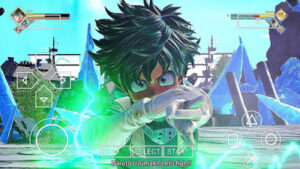 Jump Force PPSSPP
