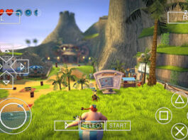 Asterix And Obelix PPSSPP 2