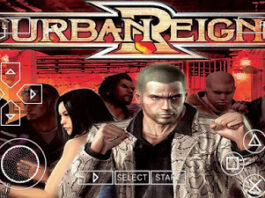 download Urban Reign PPSSPP ISO