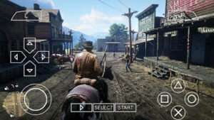 Red Dead Redemption PPSSPP 1