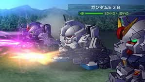 Download SD Gundam G Generation World ISO for PPSSPP 4