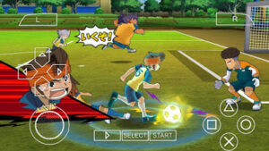 Inazuma Eleven PPSSPP 2