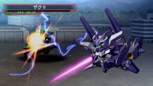 Download SD Gundam G Generation World ISO for PPSSPP