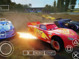 Cars 3 ISO PPSSPP 2