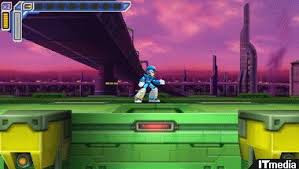 Download Mega Man - Maverick Hunter X ISO for PPSSPP 3