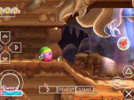 Kirby Return To Dreamland PPSSPP 2