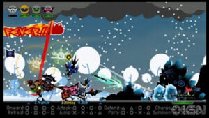Download Patapon 3 PPSSPP