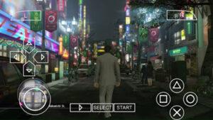 Download Yakuza 0 PPSSPP