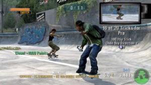 Tony Hawks Project 8 PSP