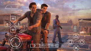 Uncharted 4 PPSSPP