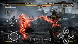 Mortal Kombat 11 PPSSPP